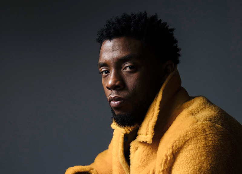 Hollywood trauert um Chadwick Boseman